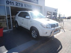 2009 Toyota Fortuner 3.0d-4d Rb At  Gauteng Roodepoort