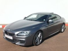 2014 BMW 6 Series 640D Coupe M Sport Auto Gauteng Pretoria