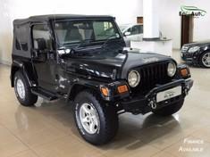 2006 Jeep Wrangler Sahara 4.0 6sp Mpumalanga Nelspruit