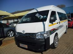 2010 Toyota Quantum 2.7 Sesfikile 15s Gauteng Boksburg