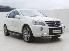 2009 Mercedes-Benz M-Class Ml 63 Amg  Kwazulu Natal Pinetown