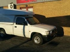 2001 Toyota Hilux 2400 Diesel Lwb Pu Sc Western Cape Brackenfell