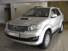 2013 Toyota Fortuner 3.0d-4d 4x4  Western Cape Tygervalley