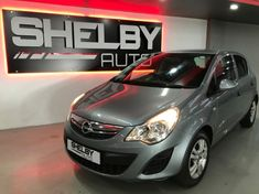 2011 Opel Corsa 1.4 Essentia 5dr Gauteng Four Ways