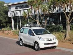2014 Toyota Avanza 1.3 S Fc Pv  Gauteng North Riding