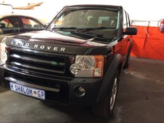 2006 Land Rover Discovery 3 Td V6 Hse At Gauteng Johannesburg