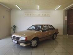 1985 Opel Monza Opel Rekord 2.0 Gle Manual Gauteng Johannesburg