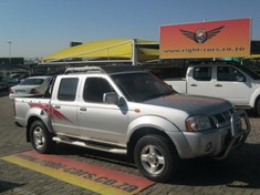 2004 Nissan Hardbody 3000td Sel j45 Pu Dc  Gauteng North Riding