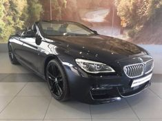 2016 BMW 6 Series 650i Convert M Sport Auto Gauteng Pretoria