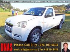 2012 GWM Steed 2.4 4x4 Pu Sc Kwazulu Natal Durban North