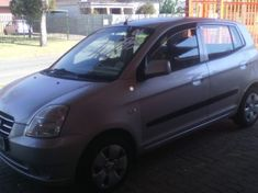 2006 Kia Picanto 1.1  Gauteng Boksburg