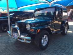 2004 Jeep Wrangler Sahara 4.0 At  Gauteng Boksburg