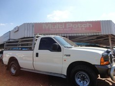 2007 Ford F-Series F250 4.2 TDI 4X2 Single cab Bakkie North West Province Potchefstroom
