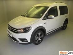 2017 Volkswagen Caddy Alltrack 2.0 TDI DSG 103kW Western Cape Tokai