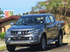 2017 Mitsubishi Triton 2.4 Di-DC Auto Double Cab Bakkie Kwazulu Natal Margate