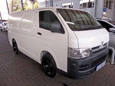 2008 Toyota Quantum 2.5 D-4D Fc Panelvan Gauteng Pretoria