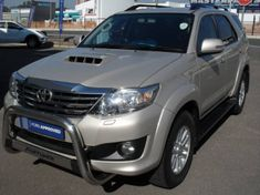 2014 Toyota Fortuner 3.0d-4d 4x4 At  Kwazulu Natal Pinetown
