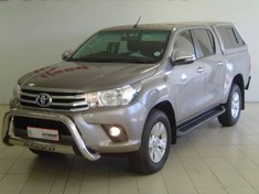 2017 Toyota Hilux 2.8 GD-6 RB Raider Double Cab Bakkie Western Cape Kuils River