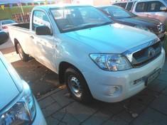 2007 Toyota Hilux 2.5d-4d Pu Sc  Gauteng Roodepoort