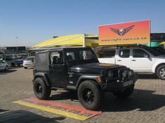 2001 Jeep Wrangler Sahara 4.0  Gauteng North Riding