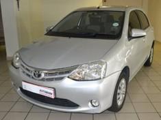 2017 Toyota Etios 1.5 Xi 5dr  Western Cape Tygervalley