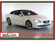 2011 BMW 6 Series 640i Convert At f12  Gauteng Pretoria