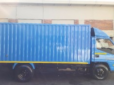 2013 JMC Carrying 2.8 TDi LUX LWB VAN BODY FC CC Kwazulu Natal Durban