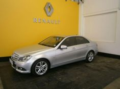 2011 Mercedes-Benz C-Class C200 Be Avantgarde At  Gauteng Bryanston