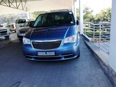 2012 Chrysler Grand Voyager 2.8 Limited At Kwazulu Natal Umhlanga Rocks