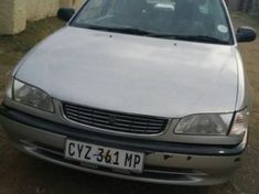 1996 Toyota Corolla 160i Gl Ps  Mpumalanga Witbank