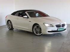2011 BMW 6 Series 640i Convert M Sport Auto Gauteng Pretoria