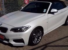 2016 BMW 2 Series 220i Convertible M Sport Auto F23 Gauteng Roodepoort