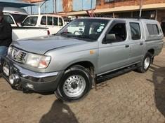 2006 Nissan Hardbody 2.7d Pu Dc Gauteng Roodepoort