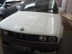 1991 BMW 3 Series 318i 4d e30  North West Province Klerksdorp