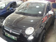 2012 Fiat 500 1.4 Sport Mblack  North West Province Klerksdorp