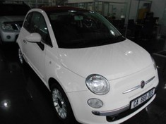 2013 Fiat 500 1.4 Cabriolet  Western Cape Cape Town