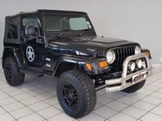 2005 Jeep Wrangler Sahara 4.0 6sp Gauteng Hatfield