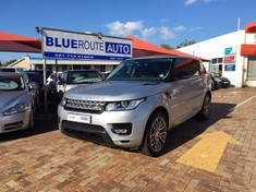 2015 Land Rover Range Rover Sport 5.0 V8 Sc Red Ltd Western Cape Cape Town
