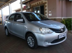 2013 Toyota Etios 1.5 Xi  North West Province Klerksdorp