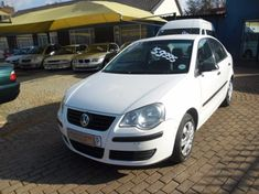 2007 Volkswagen Polo Classic 1.6 Trendline  Gauteng Boksburg