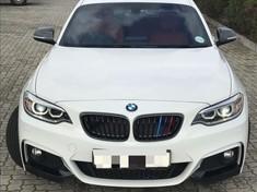 2015 BMW 2 Series 220i M Sport Auto Western Cape Muizenberg