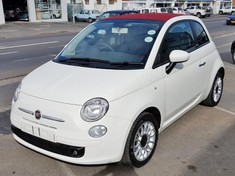 2012 Fiat 500 1.2 Cabriolet  Western Cape Strand