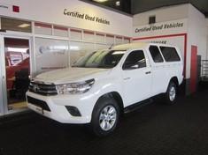 2017 Toyota Hilux 2.4 GD-6 RB SRX Single Cab Bakkie Mpumalanga Emalahleni