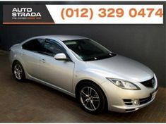 2008 Mazda 6 2.0 Active  Gauteng Pretoria