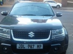 2012 Suzuki Grand Vitara 3.2 V6 At  Gauteng Jeppestown