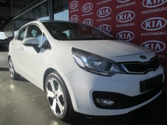 2014 Kia Rio Rio1.4 Tec 4dr  North West Province Rustenburg