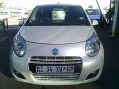 2012 Suzuki Alto 1.0 Gls  Gauteng Pretoria