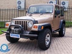 1999 Jeep Wrangler Sport Dual Top  Gauteng Roodepoort