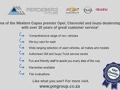 2016 Opel Corsa Utility 1.4 Club PU SC Western Cape Malmesbury