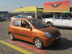 2008 Kia Picanto 1.1 Lx Ac Gauteng North Riding